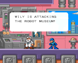 Mega Man 7 SNES 86