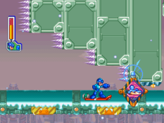 Mega Man 8 PS1 043