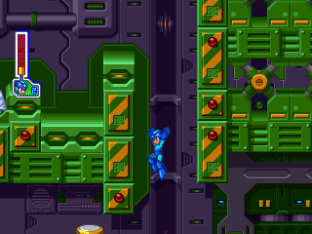 Mega Man 8 PS1 133
