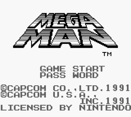 Mega Man Game Boy 01
