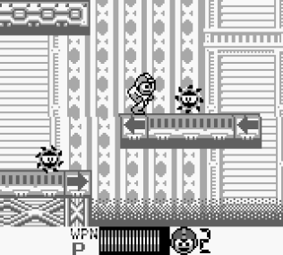 Mega Man Game Boy 11