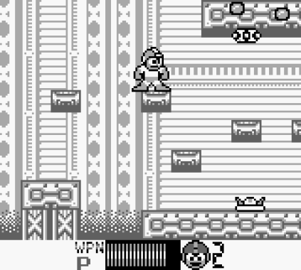 Mega Man Game Boy 12