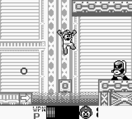 Mega Man Game Boy 20