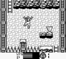 Mega Man Game Boy 32