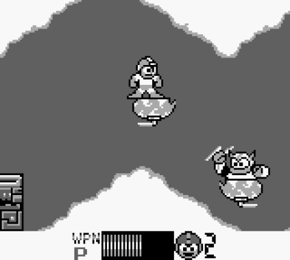 Mega Man Game Boy 45