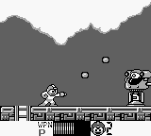 Mega Man Game Boy 56