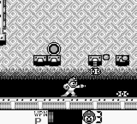 Mega Man Game Boy 70