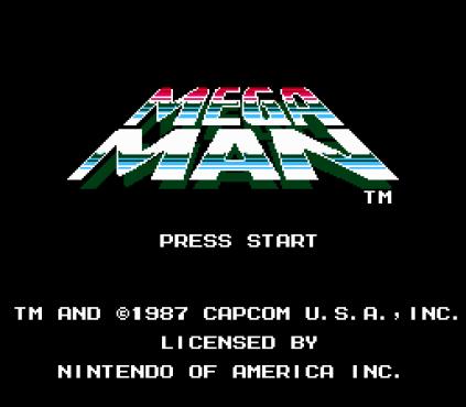 Mega Man NES 01