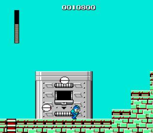 Mega Man NES 10