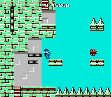 Mega Man NES 12