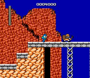 Mega Man NES 22