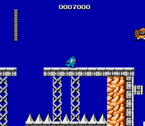 Mega Man NES 25