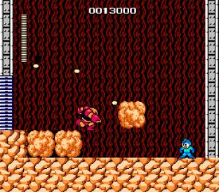 Mega Man NES 34