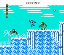 Mega Man NES 50