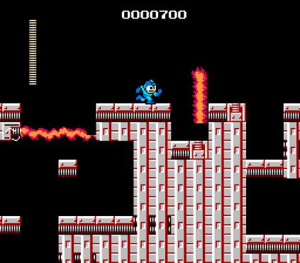 Mega Man NES 67
