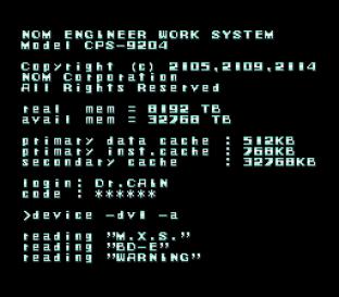 Mega Man X SNES 001