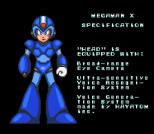 Mega Man X SNES 002