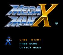 Mega Man X SNES 005