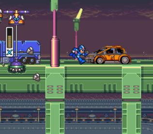 Mega Man X SNES 010