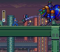 Mega Man X SNES 013