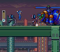 Mega Man X SNES 014