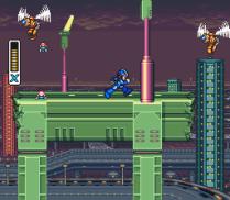 Mega Man X SNES 019
