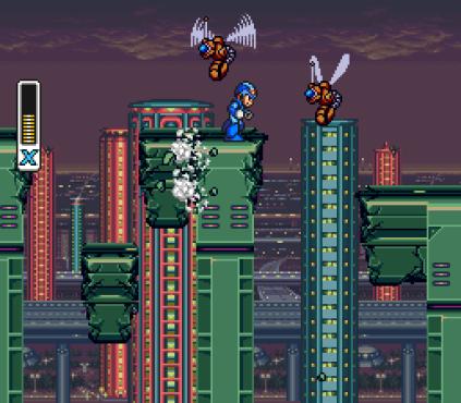 Mega Man X SNES 020