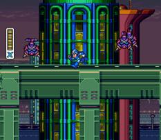 Mega Man X SNES 021