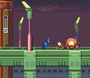 Mega Man X SNES 023
