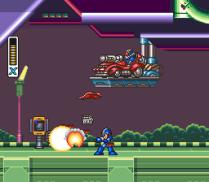 Mega Man X SNES 027