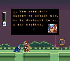 Mega Man X SNES 032