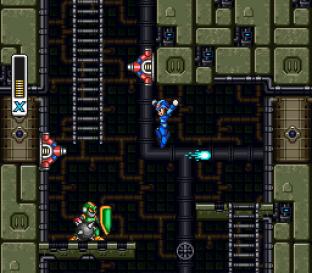 Mega Man X SNES 042