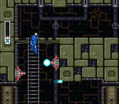 Mega Man X SNES 043