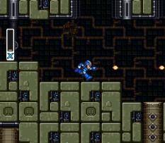 Mega Man X SNES 044