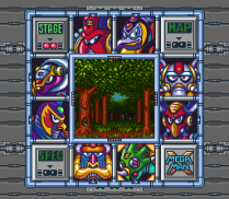 Mega Man X SNES 047