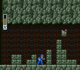 Mega Man X SNES 056
