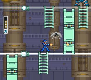 Mega Man X SNES 064