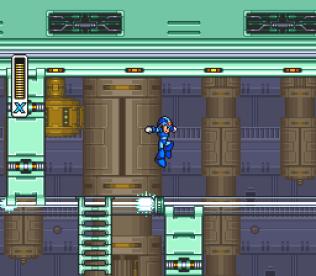 Mega Man X SNES 066
