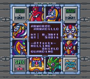Mega Man X SNES 077