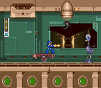Mega Man X SNES 081