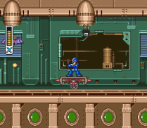 Mega Man X SNES 082