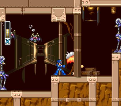 Mega Man X SNES 086