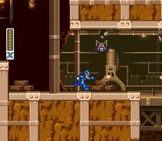 Mega Man X SNES 087