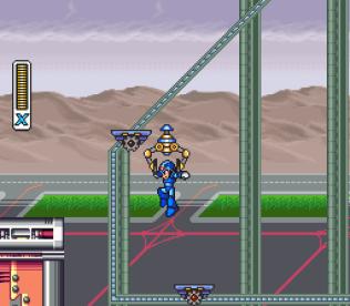 Mega Man X SNES 098