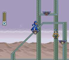 Mega Man X SNES 099