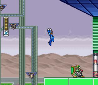 Mega Man X SNES 100
