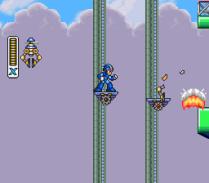 Mega Man X SNES 103