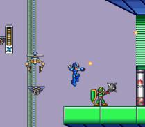Mega Man X SNES 104