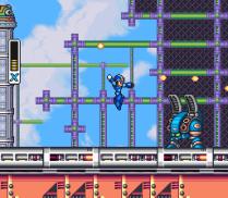 Mega Man X SNES 112