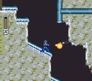 Mega Man X SNES 121